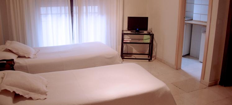Apartamentos Olano